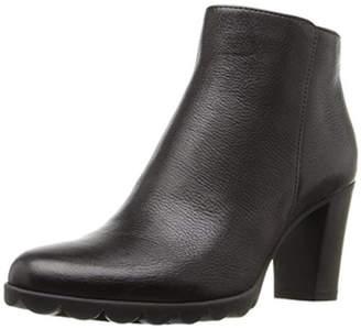 The Flexx Black Leather Boot