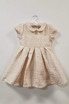 Doe a Dear Brocade Party Dress