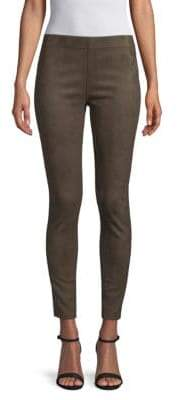 David Lerner Faux Suede Leggings