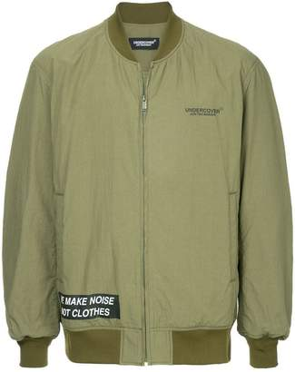 Undercover loose lightweight jacket