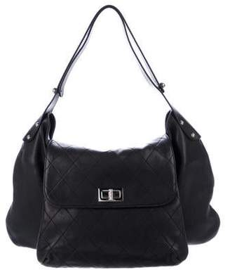 Chanel Weekenders Pocket Hobo