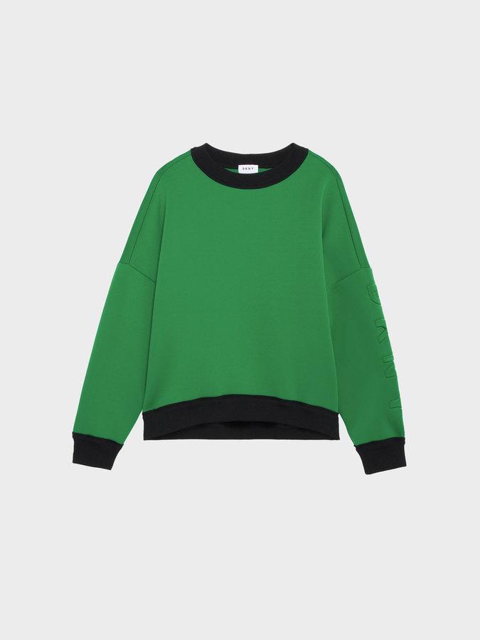 DKNYCocoon Logo Sweatshirt