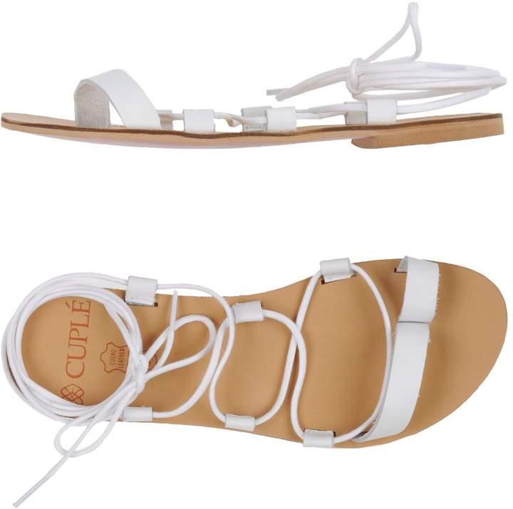 Cuplé Toe strap sandals - Item 11200226