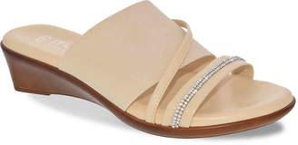 Italian Shoemakers Sassy Wedge Sandal - Women's