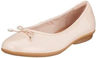 e26321dfc95 at Amazon.co.uk · Clarks Women s Gracelin Blu Ballet Flats