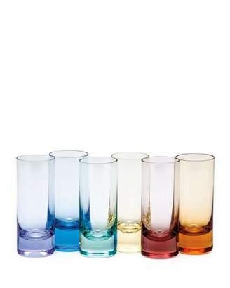 Moser Vodka Shot Glasses, 6-Piece Set