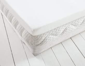 Argos Home Luxury Memory Foam Mattress Topper