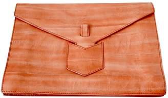 Saint Laurent Eel clutch bag