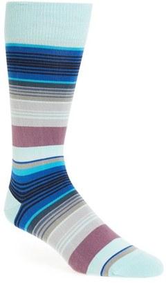Men's Paul Smith Stripe Socks $30 thestylecure.com