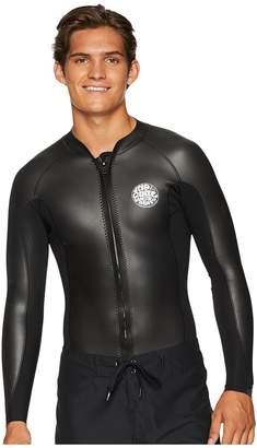 Rip Curl Aggro 1.5m Long Sleeve Full Zip Jacket Men's Coat