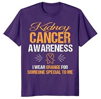 Kidney Cancer Awareness Shirt