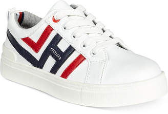 Tommy Hilfiger (トミー ヒルフィガー) - Tommy Hilfiger Reece Jacob Sneakers, Little Boys & Big Boys