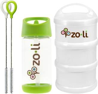 ZoLi Snack & Water Bottle Set