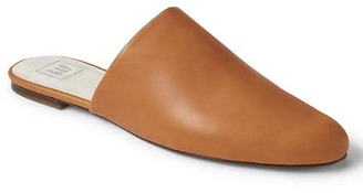 Leather mules $59.95 thestylecure.com