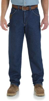 Riggs Workwear Men's Relaxed-Fit Work Horse Jeans