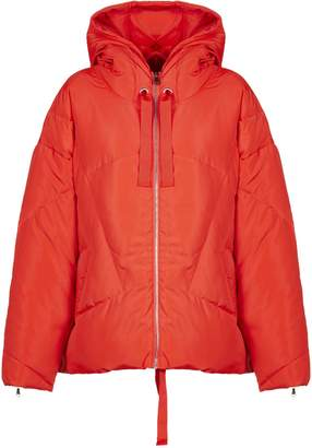 Essentiel Zip-up Padded Jacket