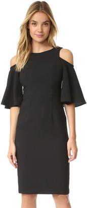 Black Halo Adara Sheath Dress $345 thestylecure.com
