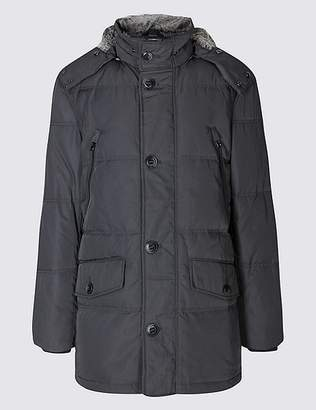 "Marks and Spencer Down & Feather Parka with Stormwearâ""¢"