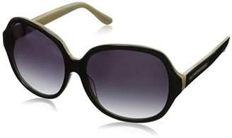 Elie Tahari Women's EL121 Oval Sunglasses