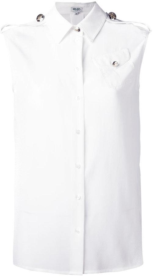 KenzoKenzo sleeveless shirt