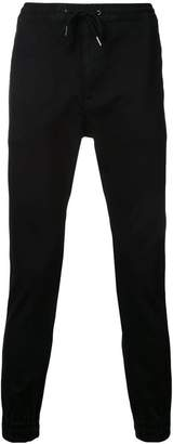 Monkey Time Drawstring Tapered Trousers