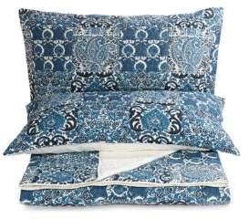 Distinctly Home Three-Piece Aria Printed Quilt Set