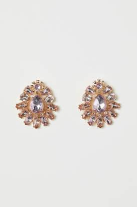 H&M Earrings - Gold