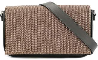 Brunello Cucinelli bead embroidered belt bag