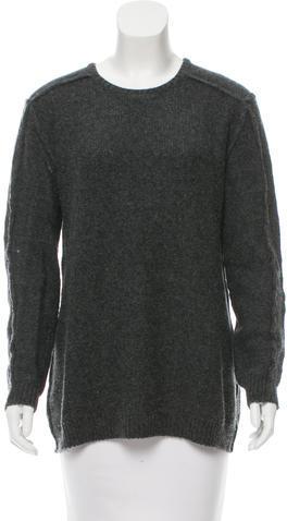 MarniMarni Oversize Scoop Neck Sweater