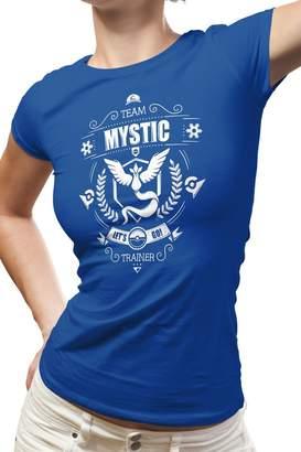 Pokemon LeRage Shirts Team Mystic Shirt Go WOMEN'S