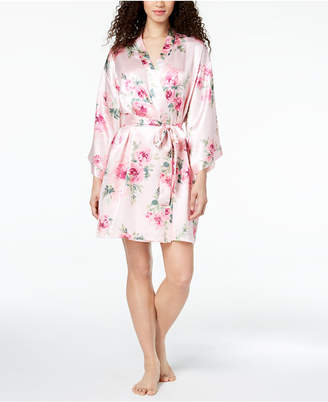Thalia Sodi Floral-Print Wrap, Created for Macy's