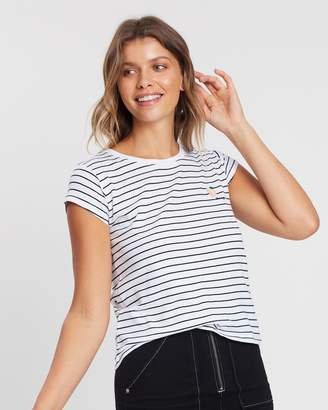 Cotton On T-Bar Peachy Graphic Tee
