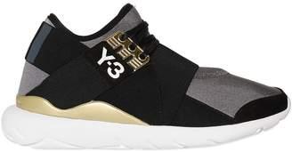 Y-3 Qasa Elle Lace Neoprene Sneakers