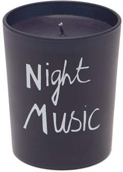 Bella Freud Night Music Scented Candle - Navy