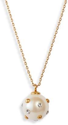 Kate Spade Mini Bead Pendant Necklace