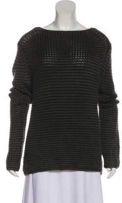 Alexander Wang Oversize Wool Sweater