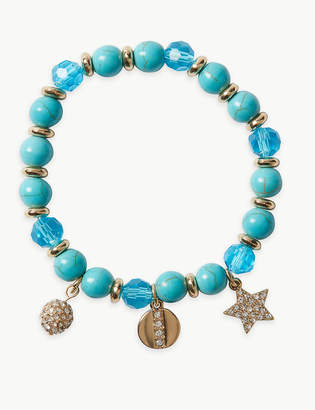 M&S Collection Beaded Bracelet