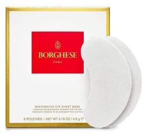 Borghese Restorative Eye Sheet Masks
