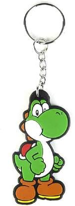 Nintendo Keyring Keychain Yoshi Official New Rubber
