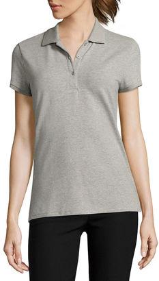 ARIZONA Arizona Short-Sleeve Polo Shirt $18 thestylecure.com