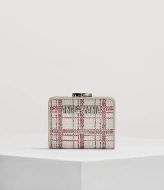 f563dc984d3 Vivienne Westwood KELLY WALLET WITH COIN POCKET