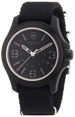 Victorinox Men's 241517 Original Dial and Strap Watch Watch
