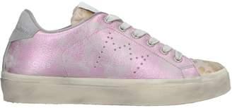 Leather Crown Low-tops & sneakers - Item 11607688CS