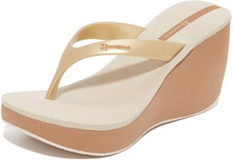Ipanema Tango II Wedge Sandals $48 thestylecure.com