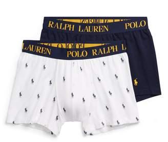 Ralph Lauren Comfort Boxer Brief 2-Pack