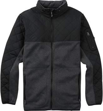 Burton Pierce Fleece Full-Zip Hoodie - Men's