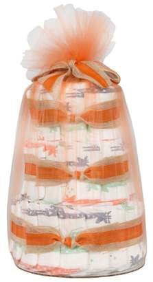 The Honest Company Mini Diaper Cake & Travel-Size Essentials Set