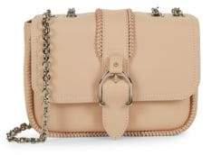 Longchamp Mini Leather Crossbody Bag