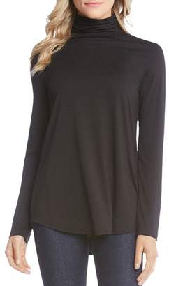 Karen Kane Turtleneck Swing Top