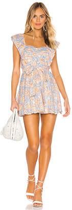 Lovers + Friends Tulip Mini Dress